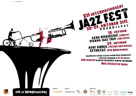 XII internacionalni jazz fest Kragujevac