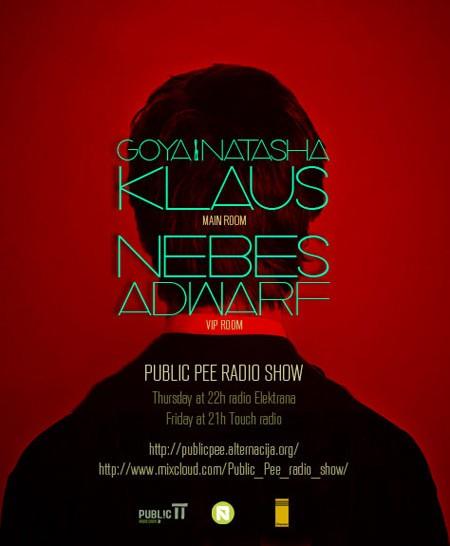 Public ∏ Live // Goya&Natasha, Klaus