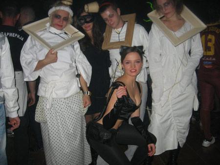 Go2 Halloween Party