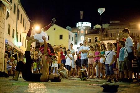 Predstavljanje festivala Sinestezija u Pančevu
