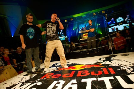 Red Bull MC Battle: Sterma u Amsterdamu, CoA vicešampion