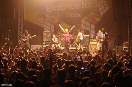 Vrooom, Exit 2011
