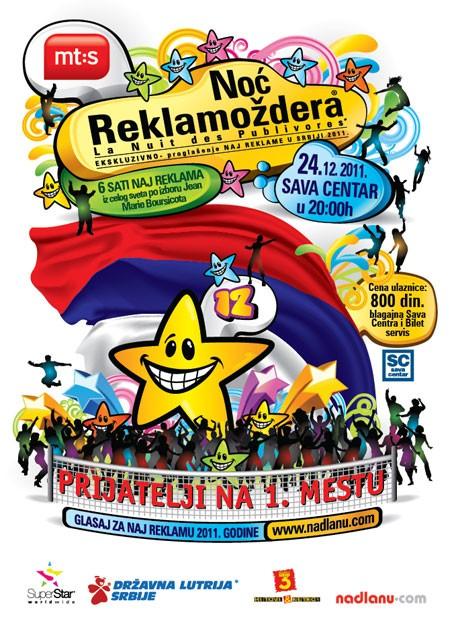 Noć Reklamoždera 2011
