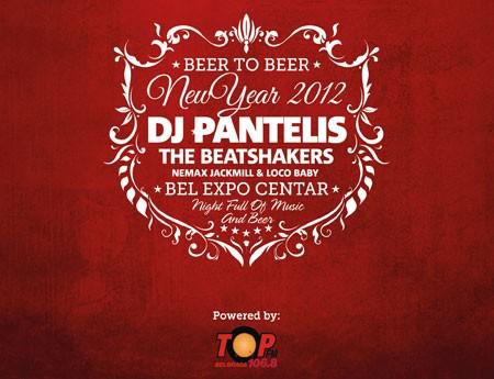 Beer to beer New Year 2012, BelExpo