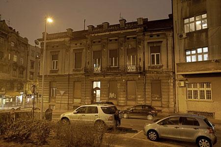 Palace NYE 2012