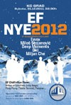 ELECTRIC FACTORY New Years Eve!