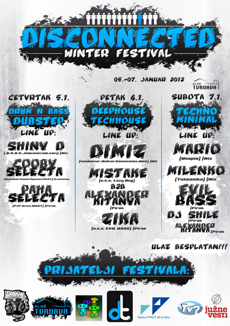 Disconnected Winter Festival 2012, Pirot