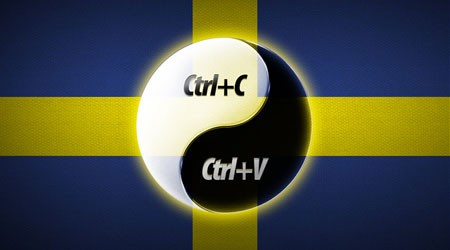 Kopimizam, nova Švedska religija