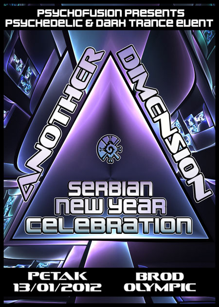 Psychedelic & Dark Trance Event