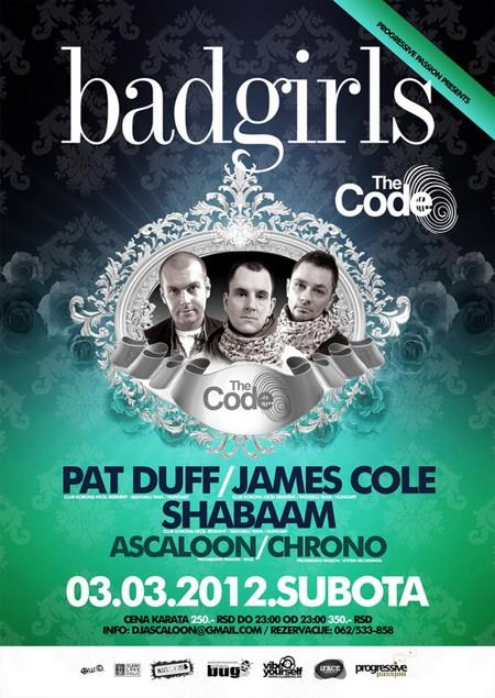Badgirls Night u Subotici