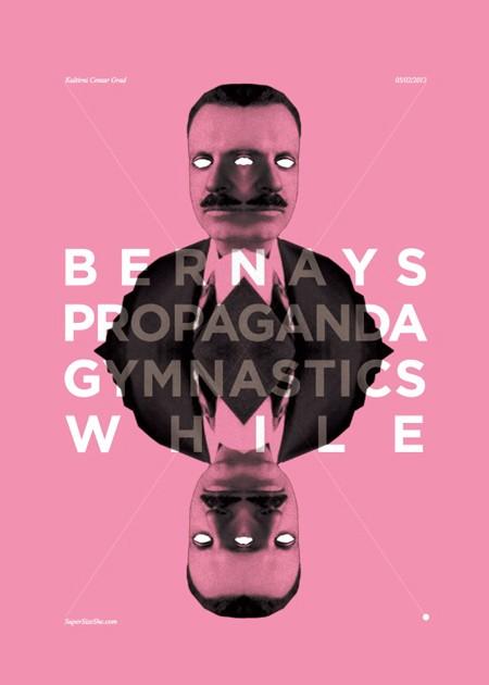 Bernays Propaganda / Gymnastics / While