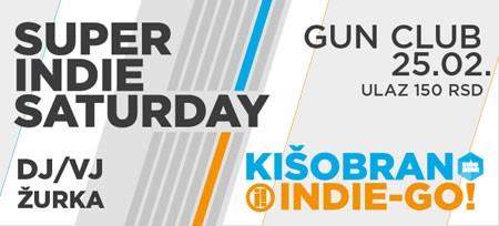Vodimo vas na Super Indie Saturday