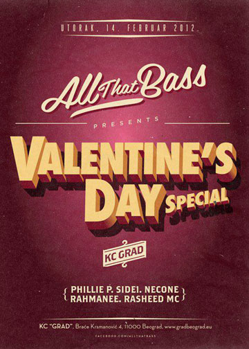 ALL THAT BASS VALENTINE'S DAY SPECIAL