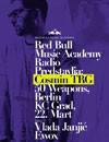 Cosmin TRG na Red Bull Music Academy Workshopu u Beogradu