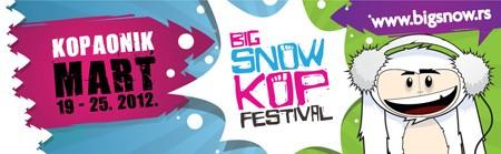 Big Snow Kop festival