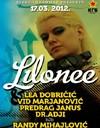 DJ Lilonee u klubu KGB kuća!