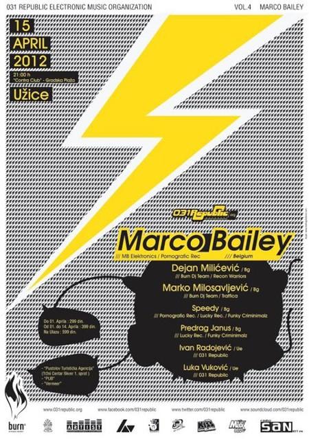 031 Republic vol.4 - Marco Bailey