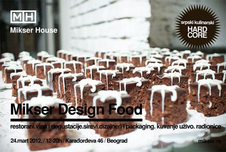 Mikser Design Food @ Mikser House
