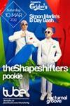"Večeras u klubu Tube: ""The Shapeshifters"""