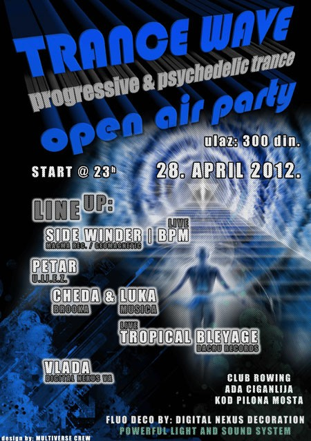 Trance Wave Open Air Party