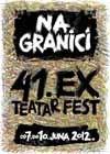 41 Ex Teatar Fest od 7. do 10. juna