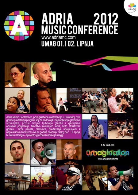 Adria Music Conference 2012