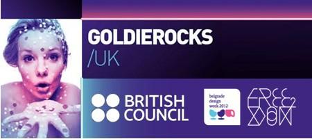 DJ Goldierocks otvara Dizajnights