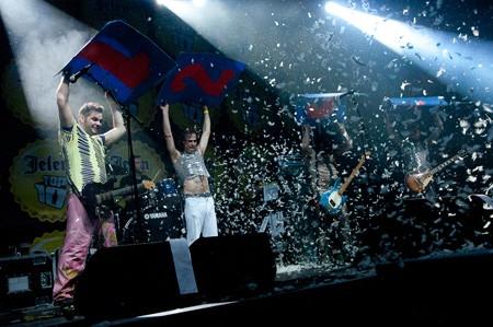 Besplatni R'N'R spektakl u srcu Vojvodine