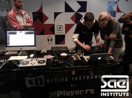 Player & SAE Test Lab na programu Mikser Festivala 2012