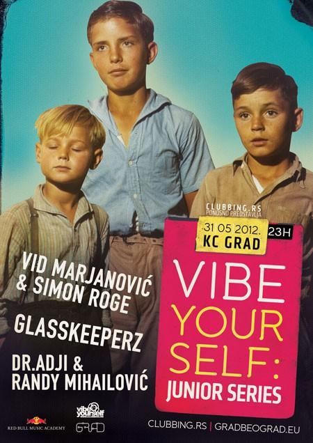 "Predstavljamo Vam ""VIBE YOURSELF: Junior series"""