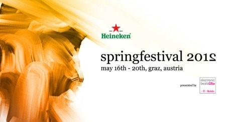 Počelo je odbrojavanje za Springfestival 2012 u Grazu!