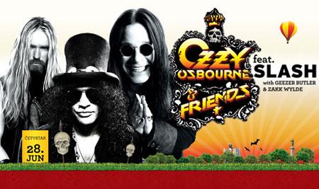 Ozzy Osbourne feat. Slash