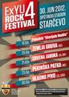 Sutra Ex Yu Rock Fest u Starčevu
