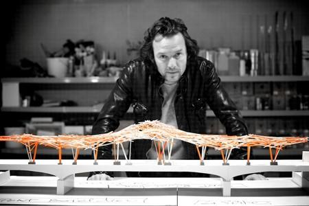 Svetski konceptualni umetnik Arne Quinze u Mikser hausu