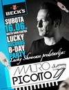 Vodimo vas na Lucky Records B-day with Mauro Picotto!