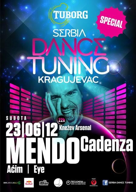 Tuborg Serbia Dance Tuning
