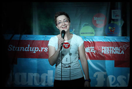 Večeras veče britanskog humora na StandUpFestu u okviru Belefa2012