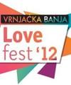 Lovefest 2012: Tri dana zabave na devet zona u gradu