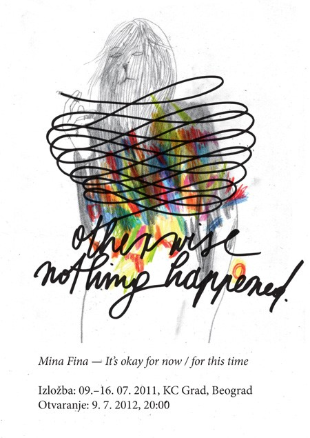 Mina Fina - Its okay for now / for this time