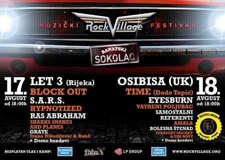 "Osibisa donosi ""Sunshine day"" na Rock Village"