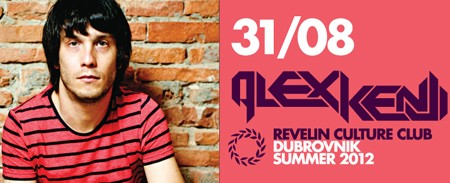 Alex Kenji sutra u Revelinu!