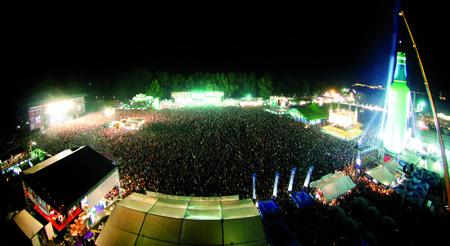 Belgrade Beer Fest 2012: Lav Can Fun Zone