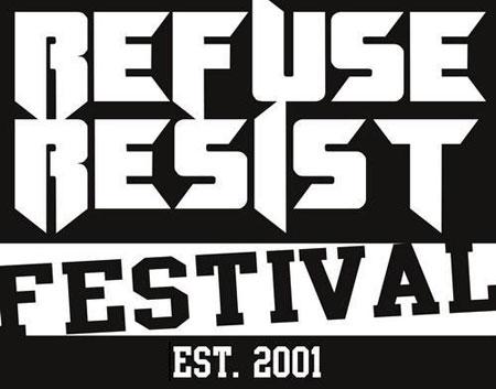 Refuse/Resist fest, od 7. septembra, Kikinda