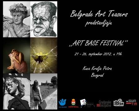 Belgrade Art Base festival