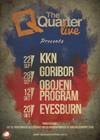 KKN, Goribor, Obojeni program i Eyesburn otvaraju novosadskog kluba The Quarter