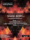 Shane Berry 14. septembra na barci Vešeraj!