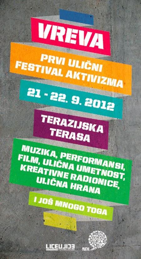 U petak počinje festival Vreva