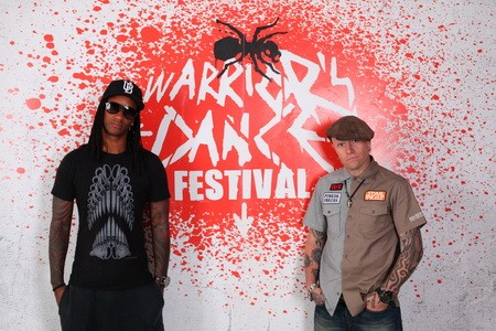 Konačno počinje Warrior's Dance Festival!