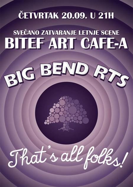 Svečano zatvaranje letnje sezone Summer Stage BitefArtCafe-a
