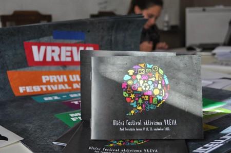 Završen prvi Ulični festival aktivizma Vreva